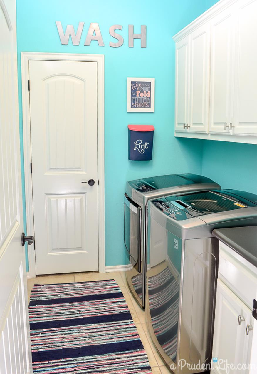 Best Paint Color For Small Laundry Room 25
