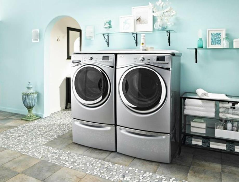 Best Paint Color For Small Laundry Room 3