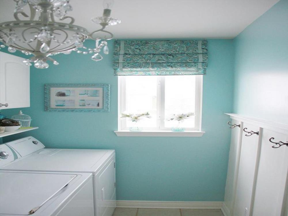 Best Paint Color For Small Laundry Room 32