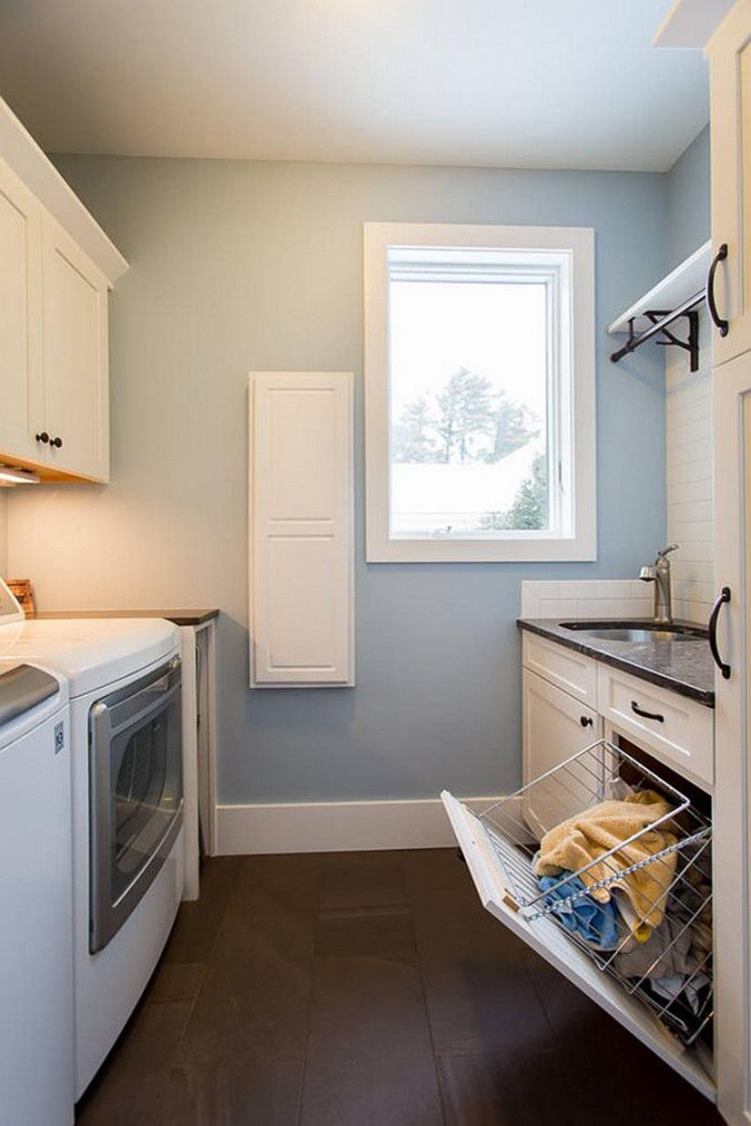 Best Paint Color For Small Laundry Room 4