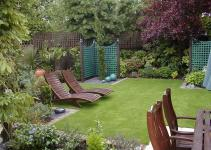 Perfcet Easy Garden Landscaping Design Ideas 17