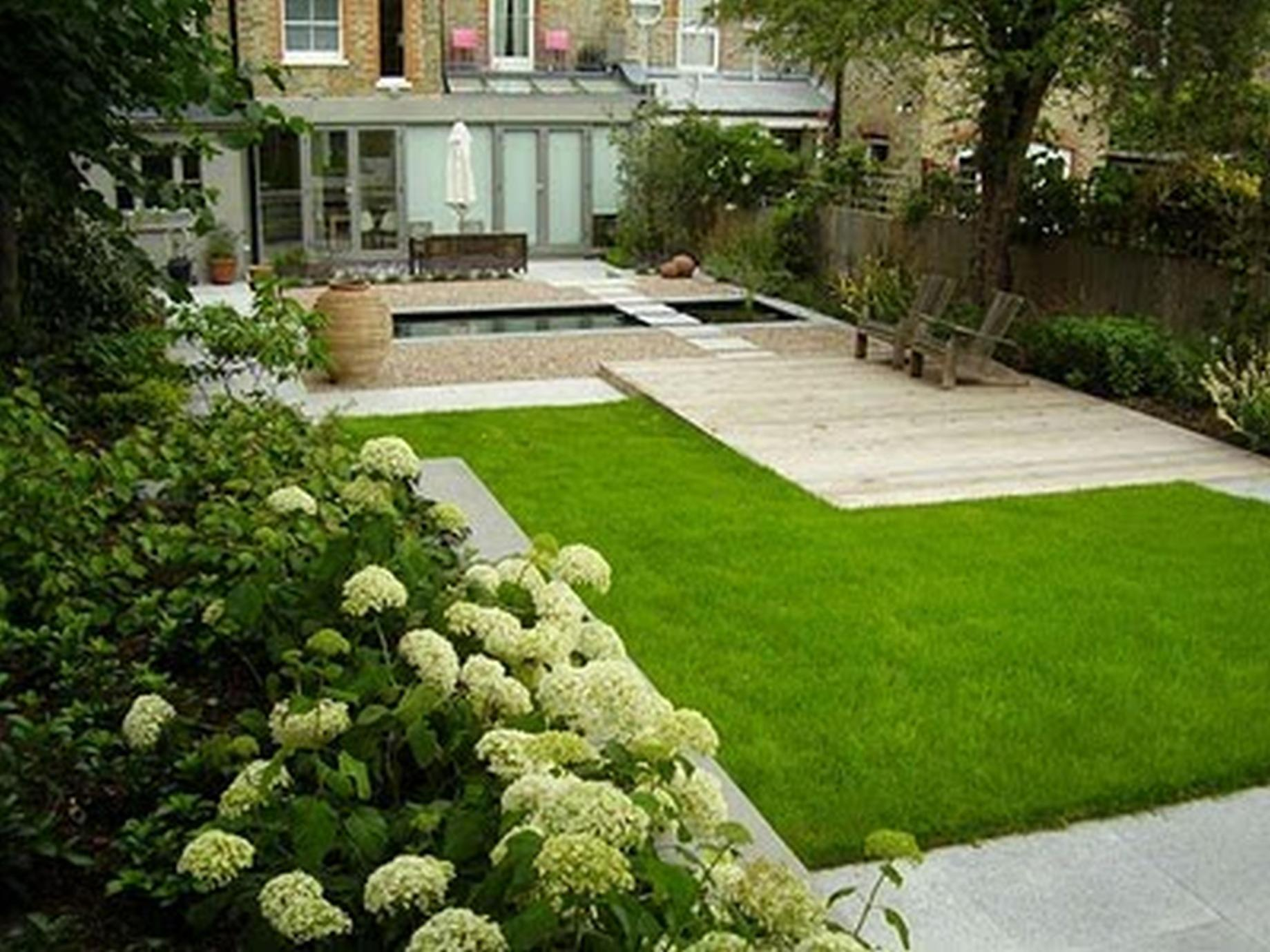 Perfcet Easy Garden Landscaping Design Ideas 9