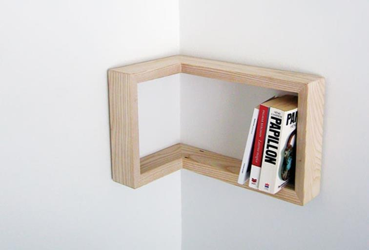 Perfect Bookshelves For Small Spaces and Decor Ideas 22