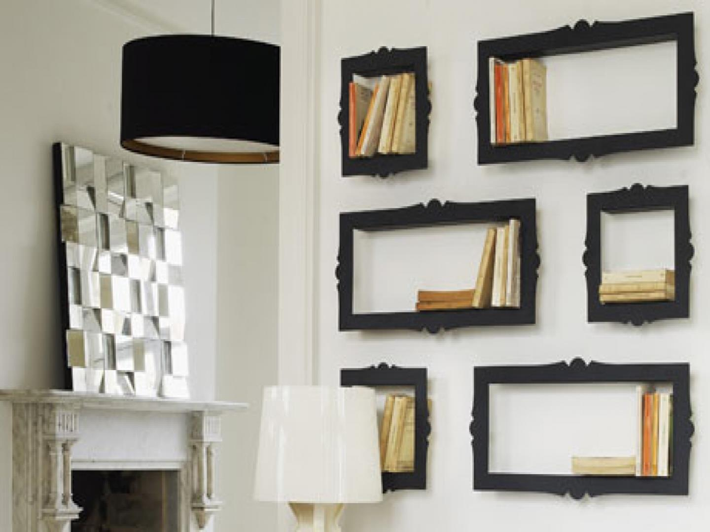 Perfect Bookshelves For Small Spaces and Decor Ideas 31