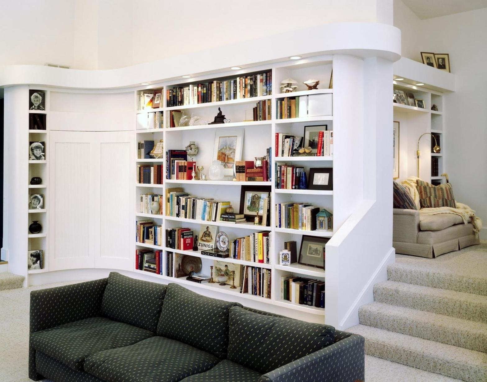 Perfect Bookshelves For Small Spaces and Decor Ideas 8