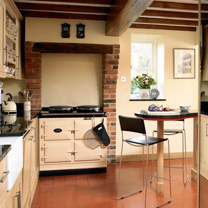 Small Country Kitchens Design and Decor Ideas 18