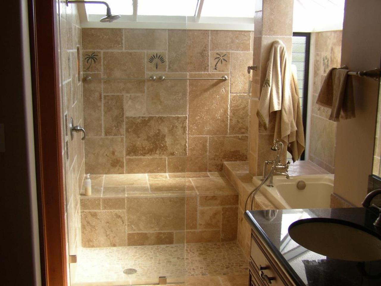 Spa Bathroom Remodel For Small Space 10