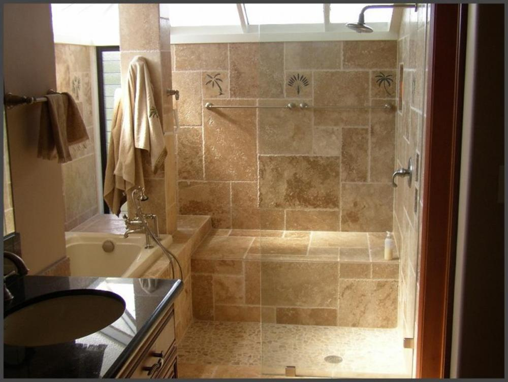 Spa Bathroom Remodel For Small Space 12