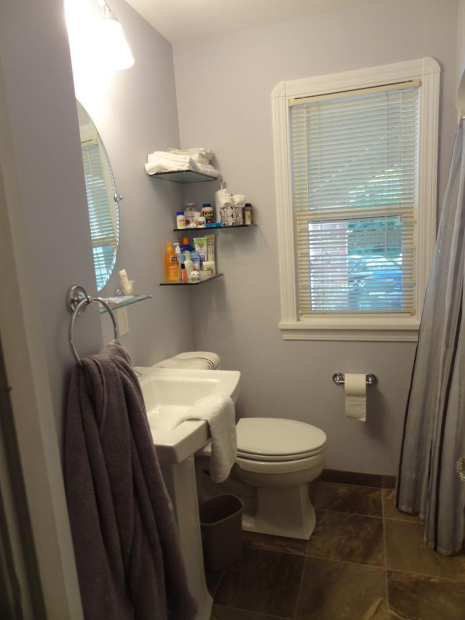 Spa Bathroom Remodel For Small Space 19