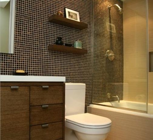 Spa Bathroom Remodel For Small Space 20