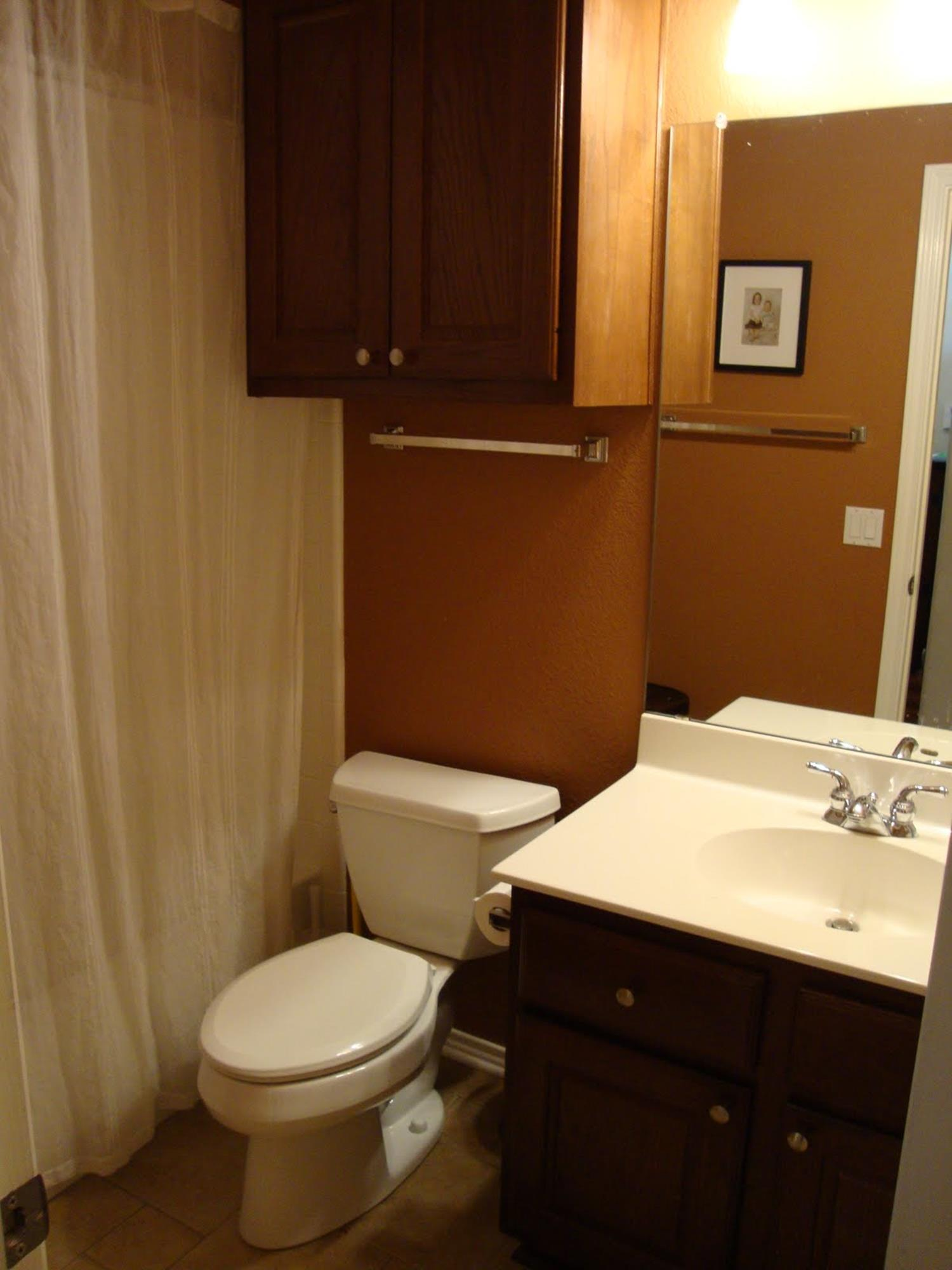 Spa Bathroom Remodel For Small Space 26