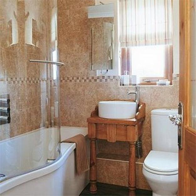 Spa Bathroom Remodel For Small Space 28