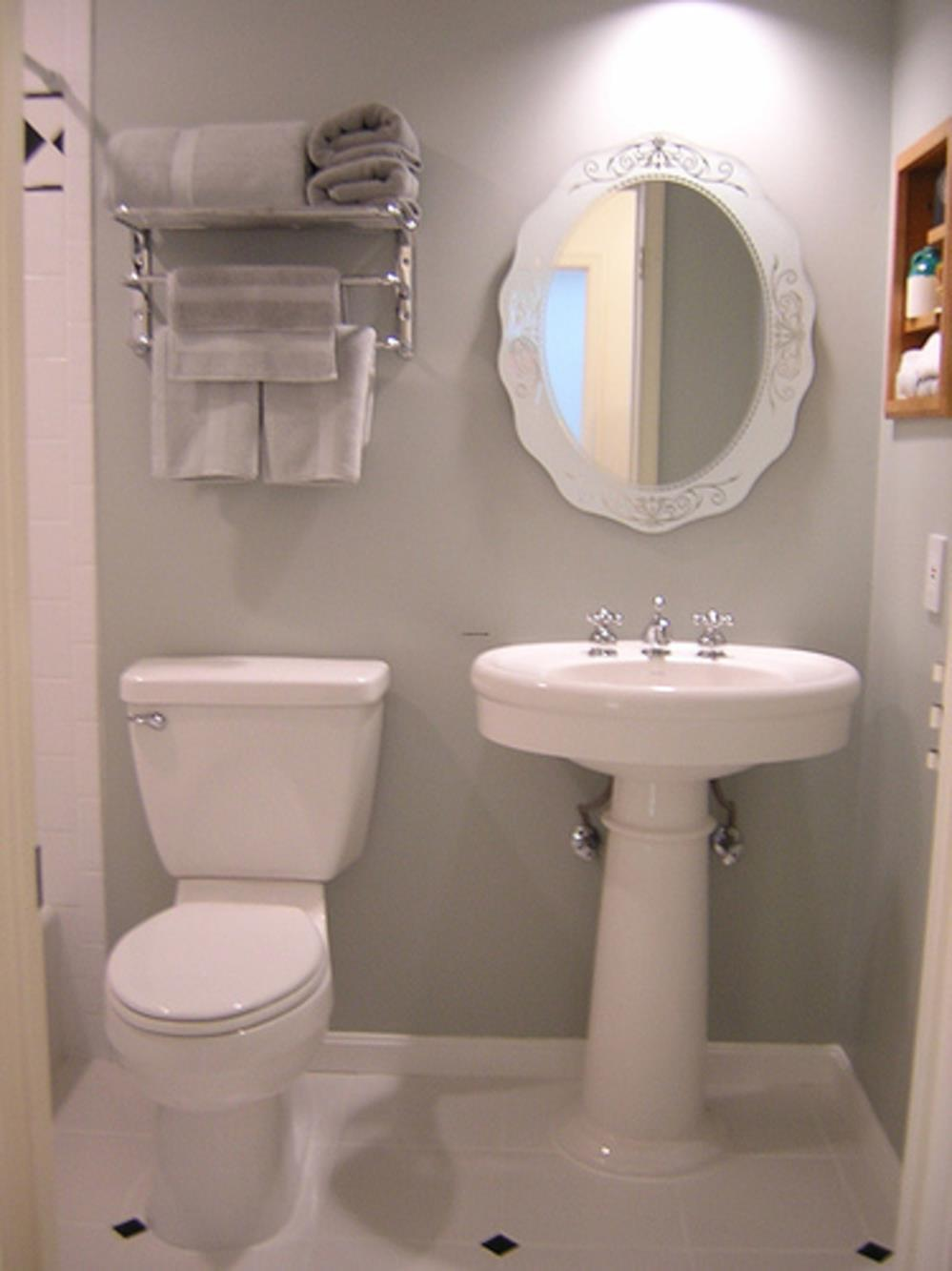 Spa Bathroom Remodel For Small Space 33