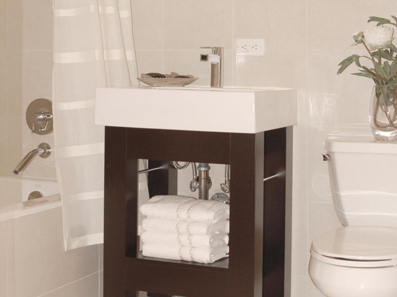Spa Bathroom Remodel For Small Space 36