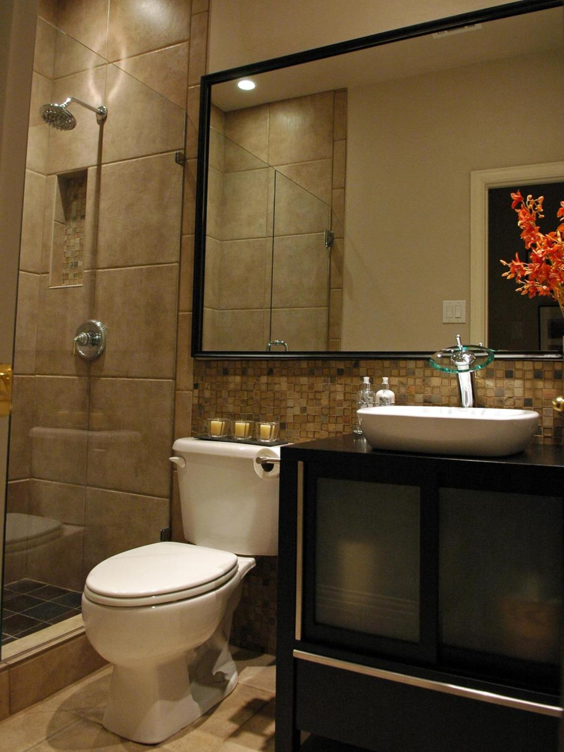 Spa Bathroom Remodel For Small Space 38