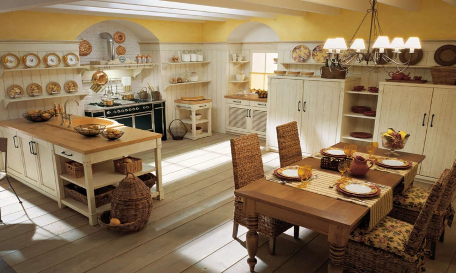 Traditional Farmhouse Interior and Exterior Colors Ideas 9