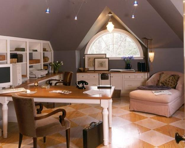 Walk Up Attic Remodeling Ideas 11