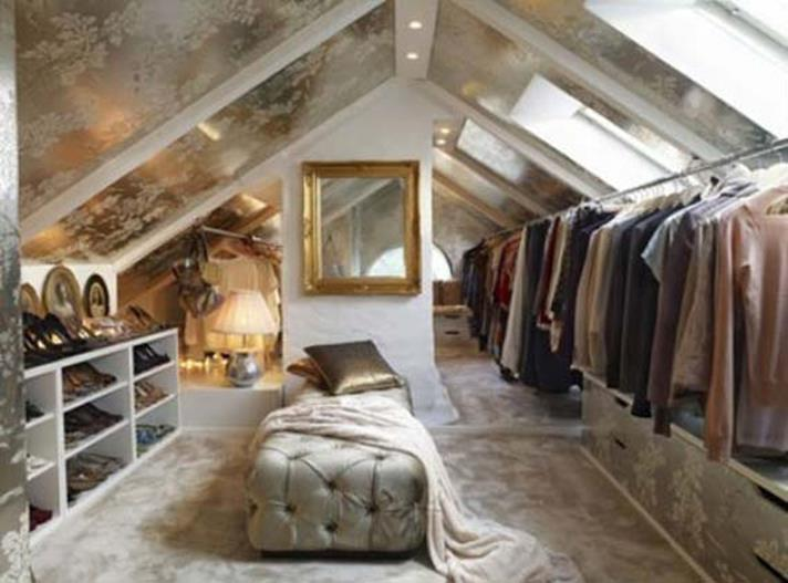 Walk Up Attic Remodeling Ideas 12