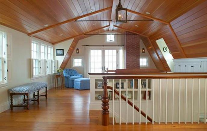 Walk Up Attic Remodeling Ideas 32