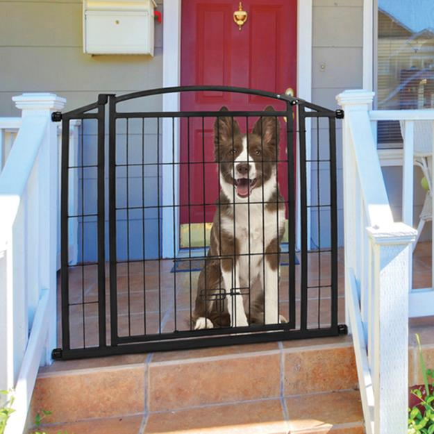 Walk through Dog Gates Outdoor 8