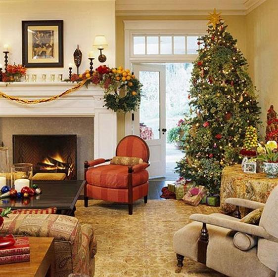 Country Style Living Room Decorating Ideas 11