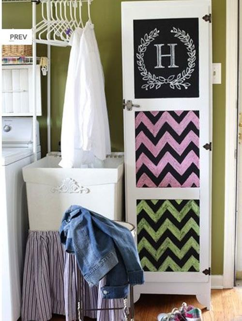 Decorating A Laundry Room On A Budget 10