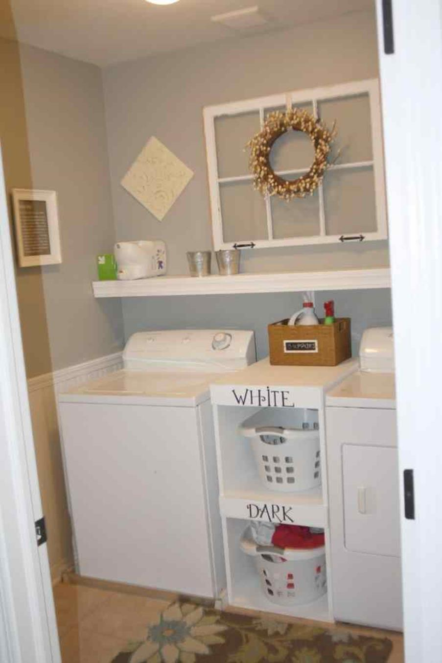 Decorating A Laundry Room On A Budget 14