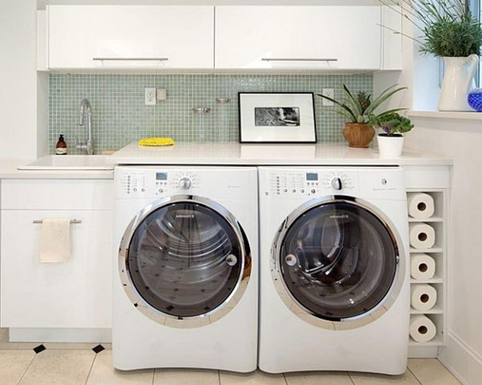Decorating A Laundry Room On A Budget 22