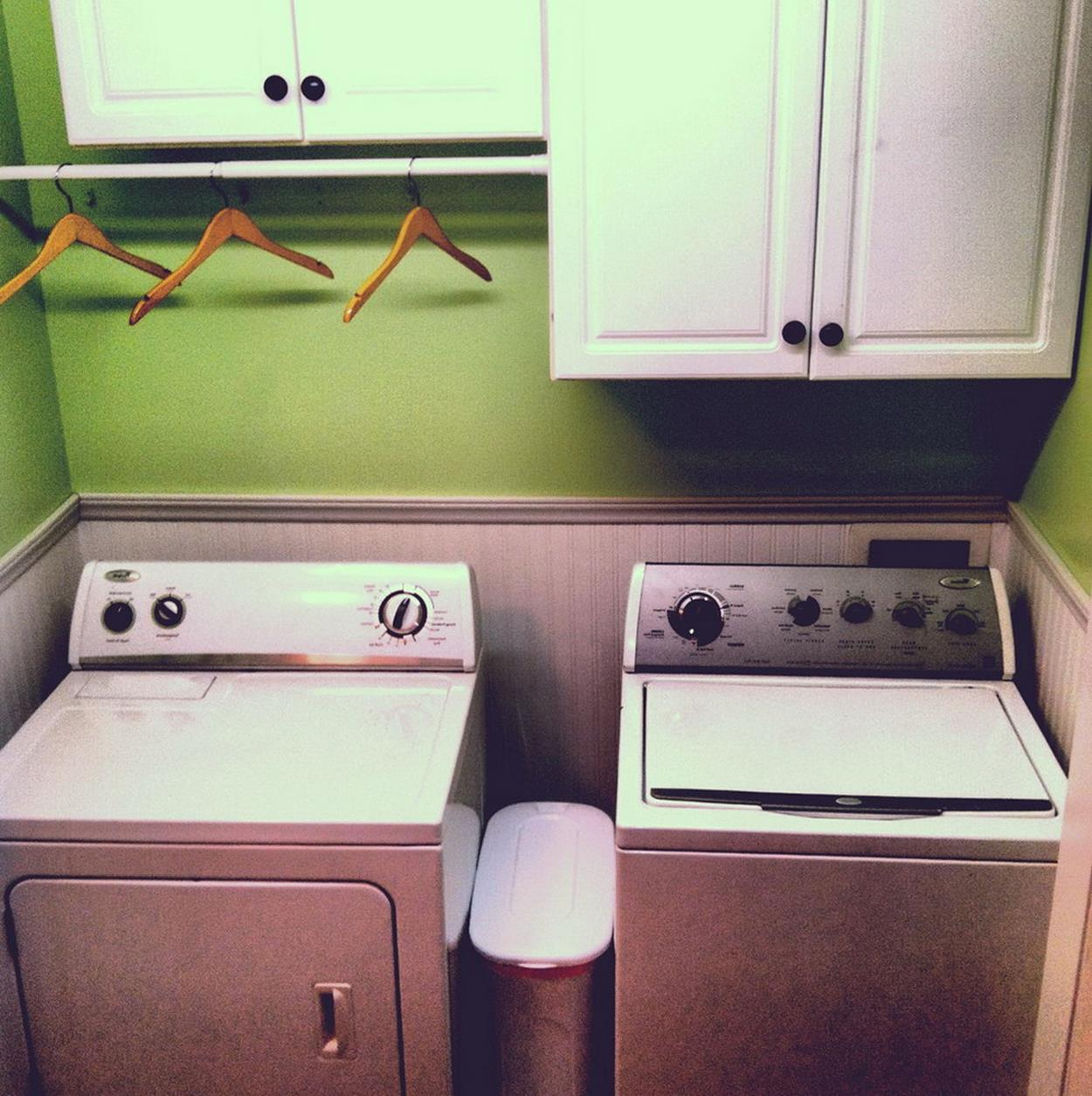 Decorating A Laundry Room On A Budget 26