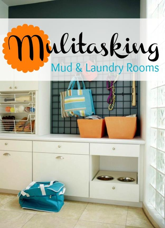 Decorating A Laundry Room On A Budget 31