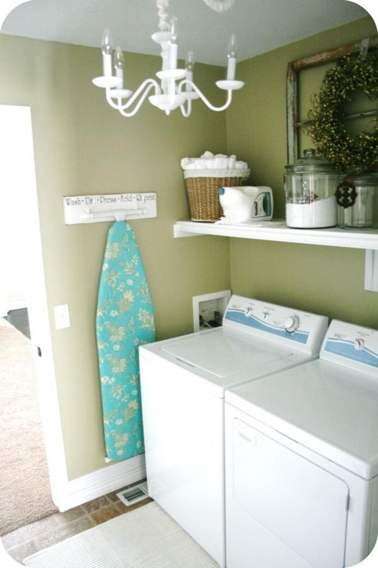 Decorating A Laundry Room On A Budget 4