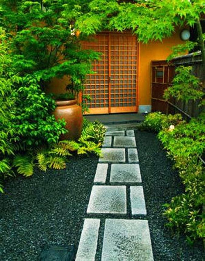 Japanese Style Garden Design Ideas 13