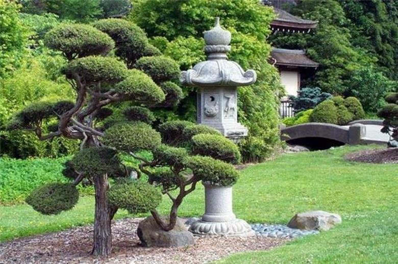 Japanese Style Garden Design Ideas 21