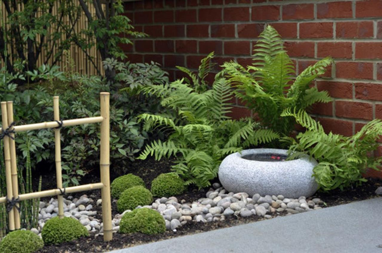 Japanese Style Garden Design Ideas 29