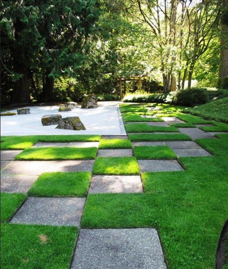 Japanese Style Garden Design Ideas 30