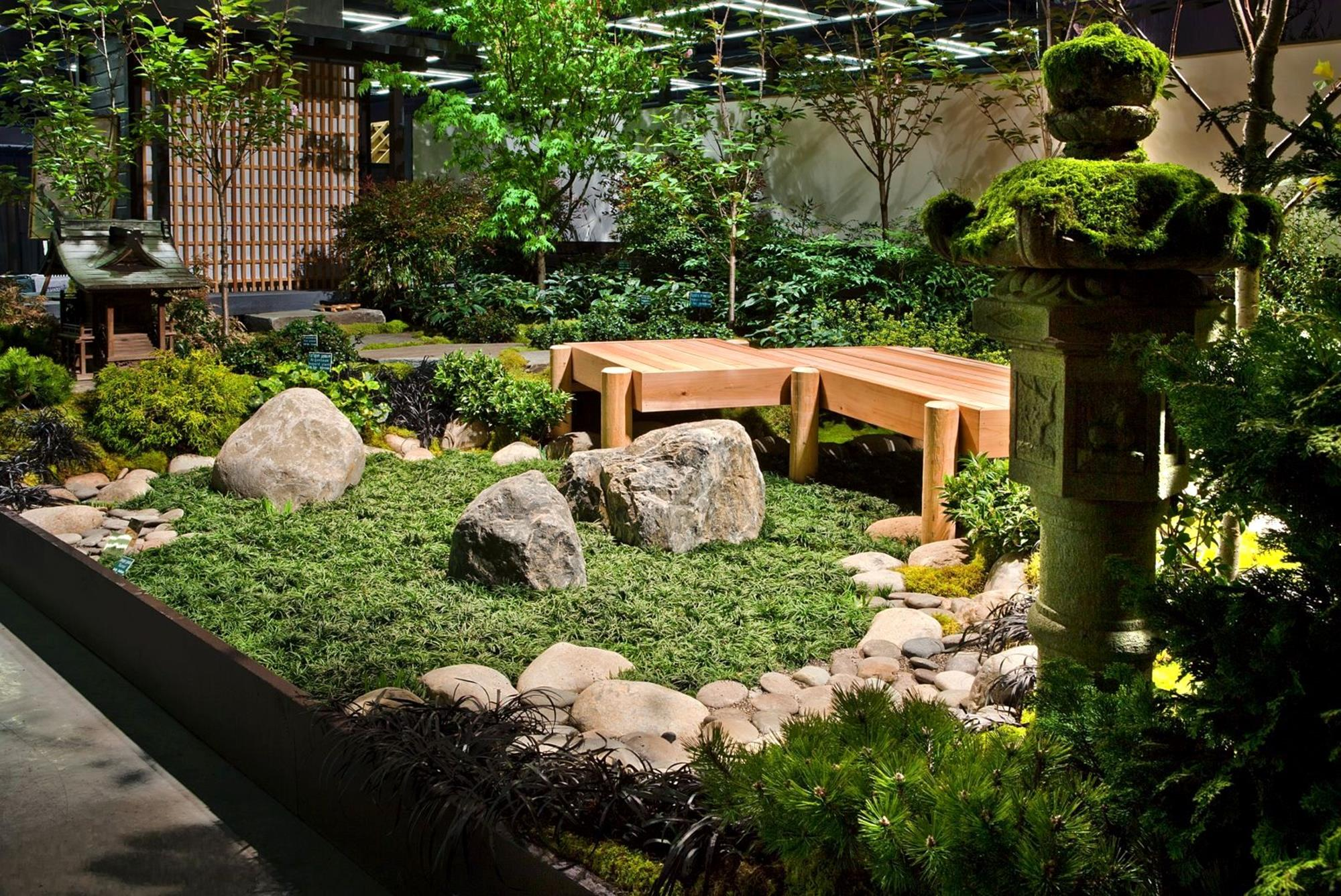 Japanese Style Garden Design Ideas 35