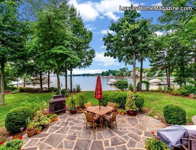 Lakefront Property Landscaping Ideas 4