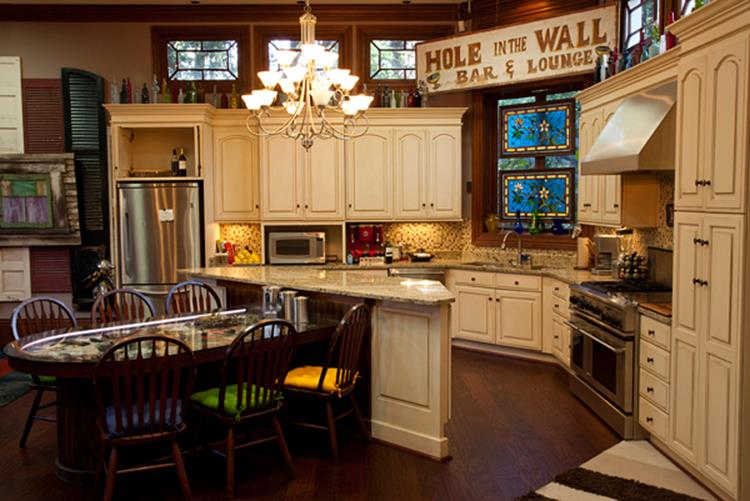 New Orleans Style Kitchen Decorating Ideas 24