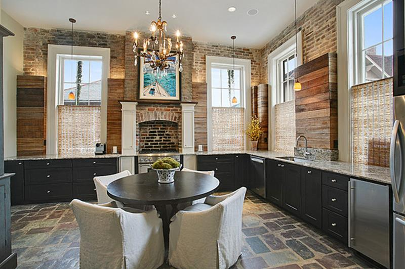 New Orleans Style Kitchen Decorating Ideas 30