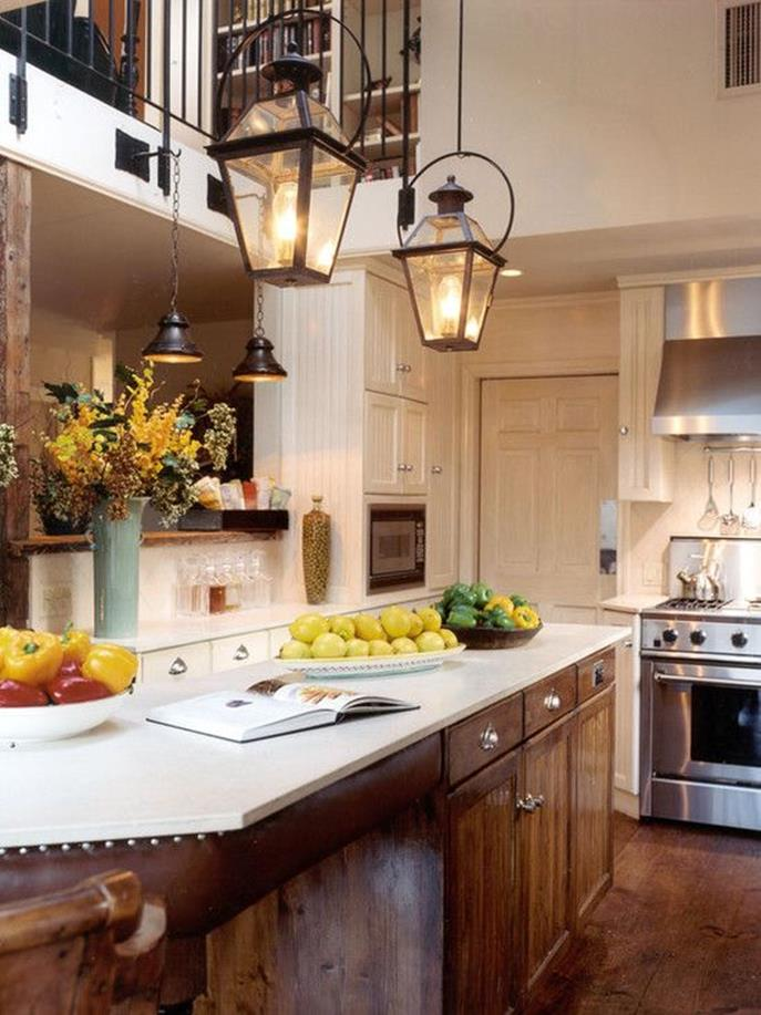 New Orleans Style Kitchen Decorating Ideas 40