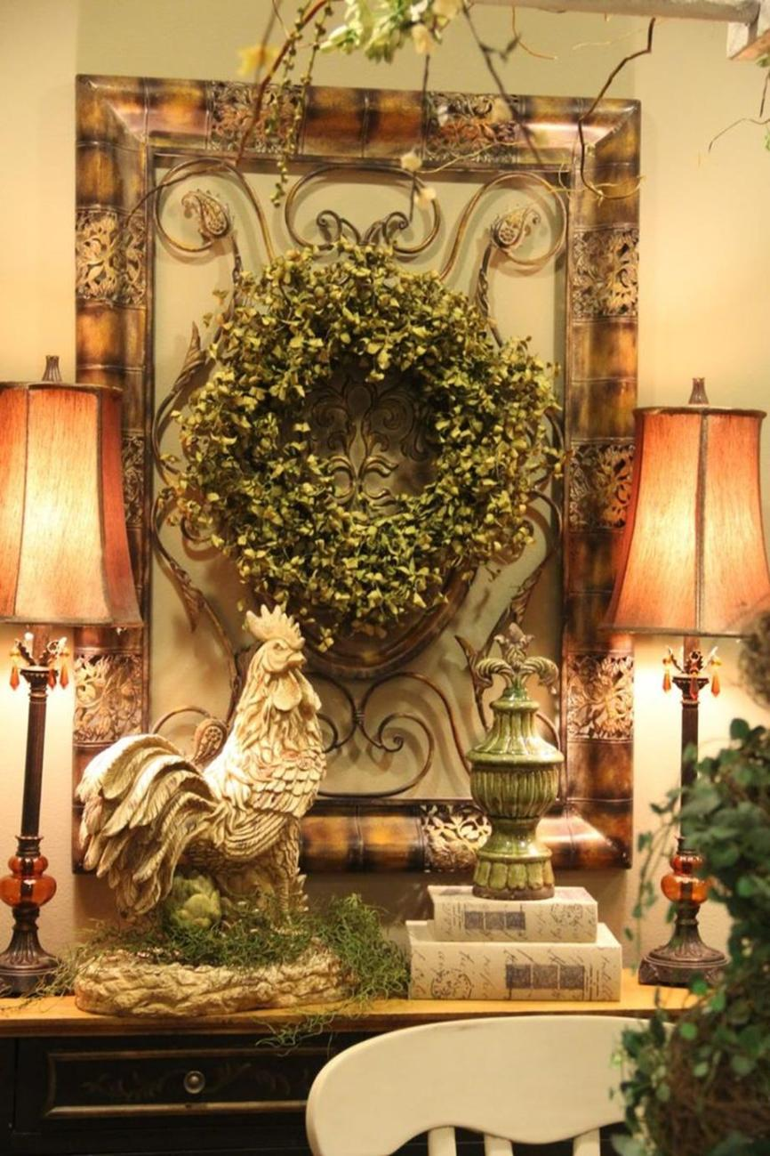 Shabby Chic French Country Decorating Ideas 1