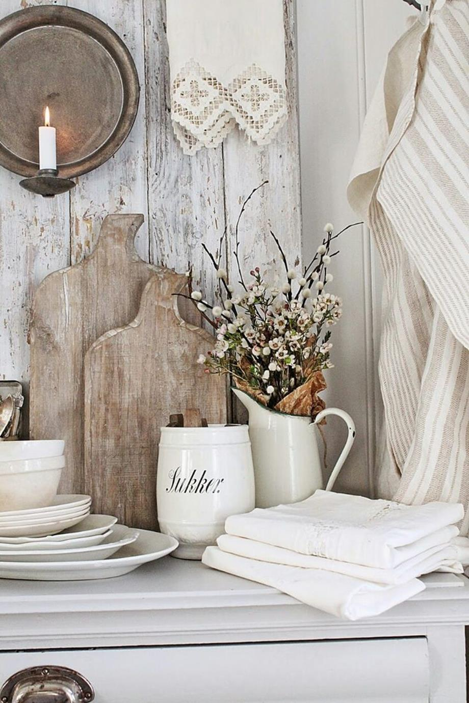 Shabby Chic French Country Decorating Ideas 11