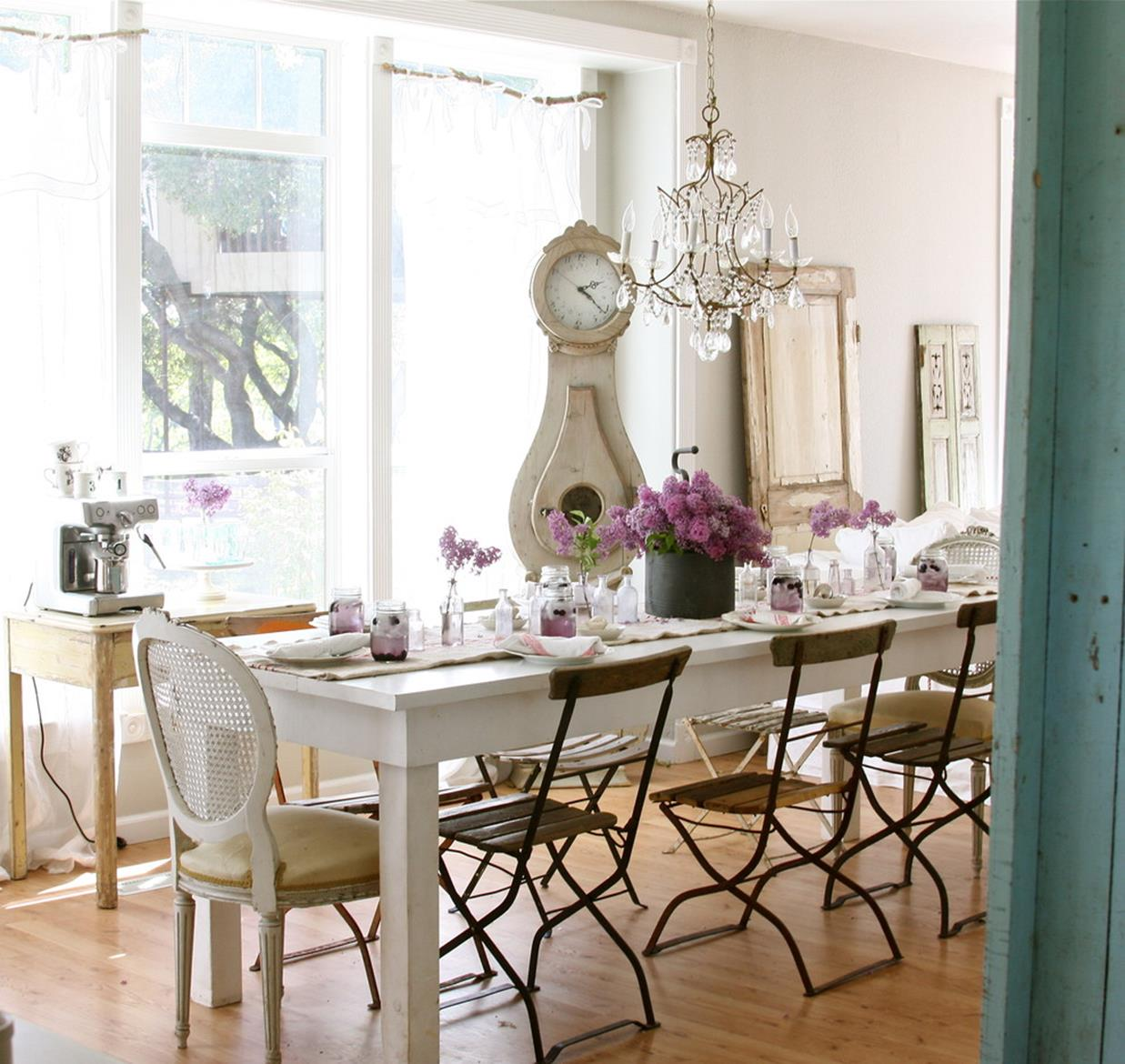 Shabby Chic French Country Decorating Ideas 12