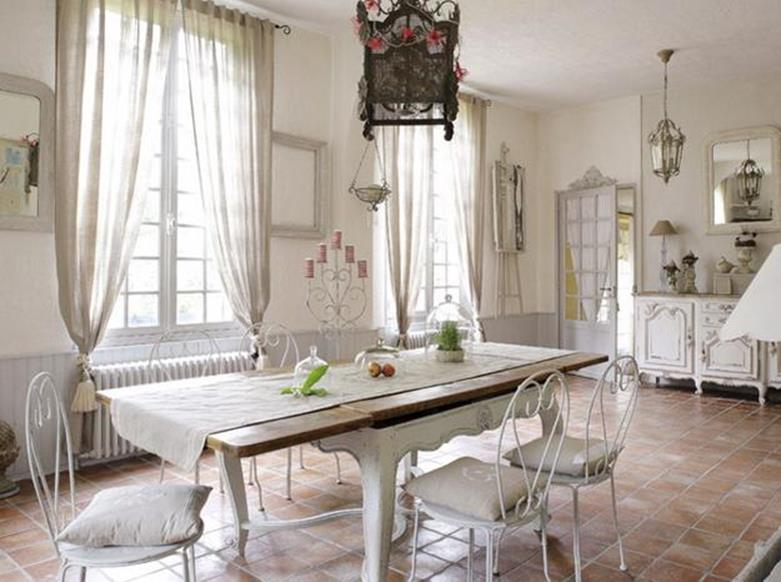 Shabby Chic French Country Decorating Ideas 20