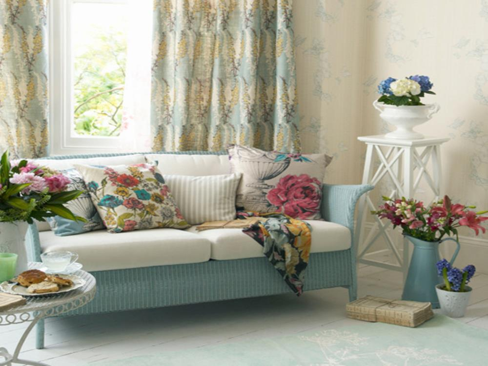 Shabby Chic French Country Decorating Ideas 35