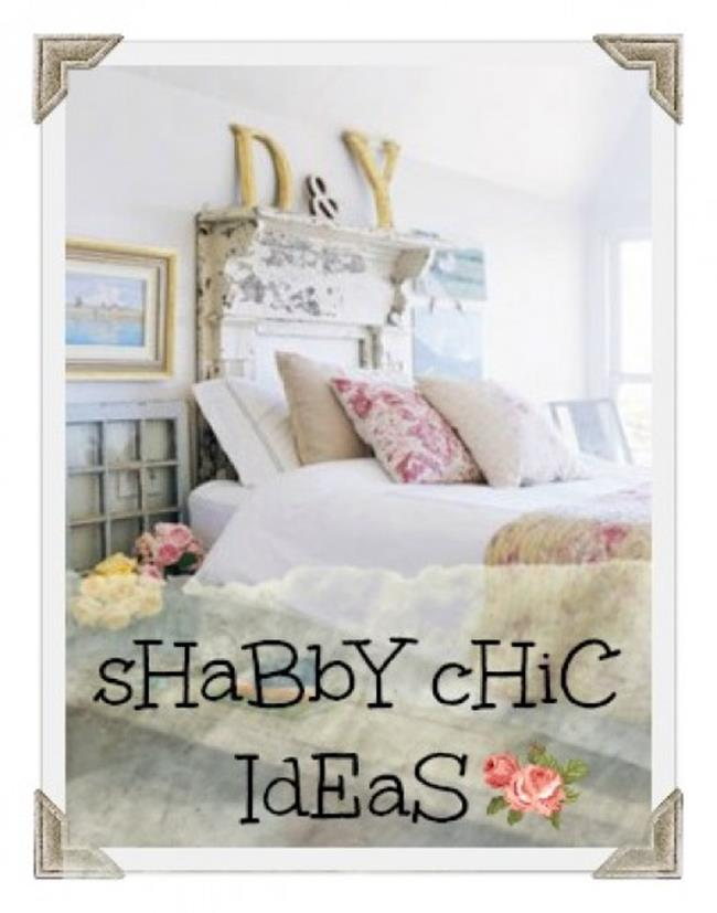 Shabby Chic French Country Decorating Ideas 9