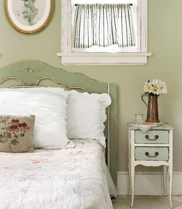 Vintage Girl Bedroom Decorating Ideas 7