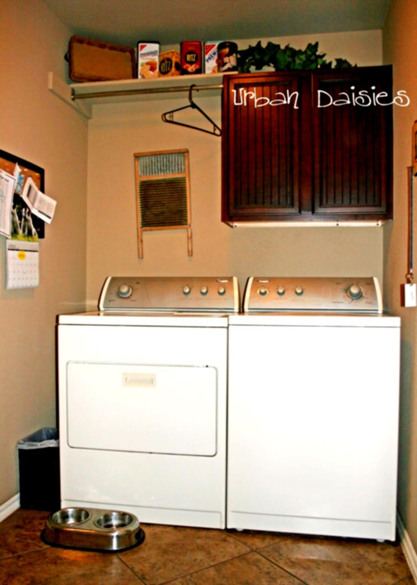 Best Cheap IKEA Cabinets Laundry Room Storage Ideas 19