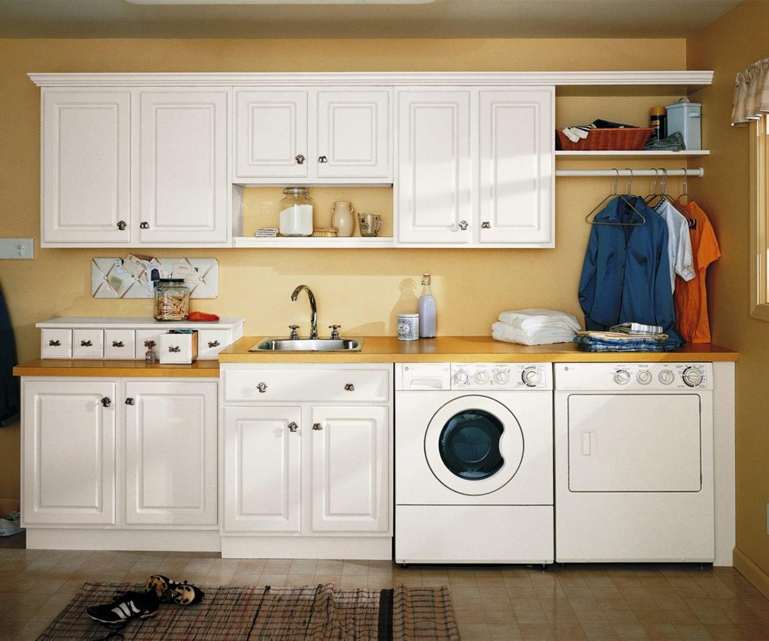 37 Best Cheap IKEA Cabinets Laundry Room Storage Ideas ... on Laundry Room Cabinets Ideas  id=45274