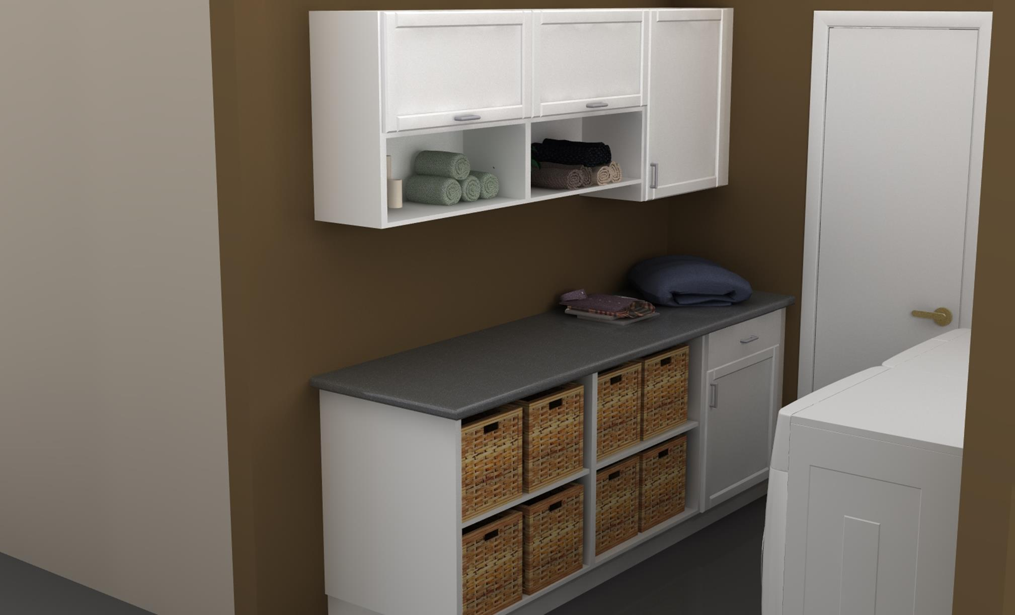Best Cheap IKEA Cabinets Laundry Room Storage Ideas 32